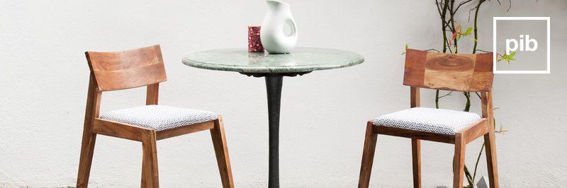 Scandinavische eettafels snel weer terug in de collective