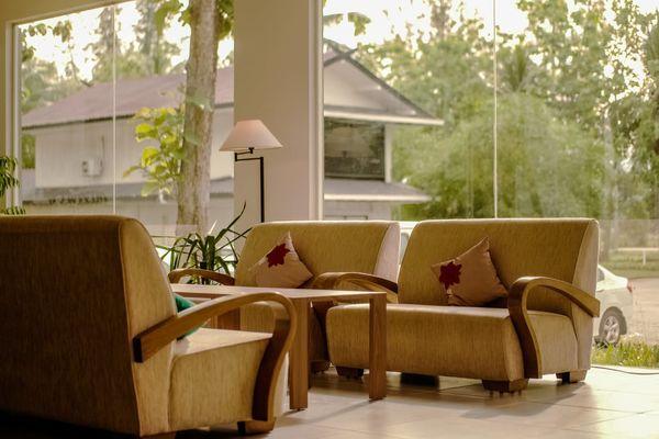 Scandinavische retromeubels houten koffietafel