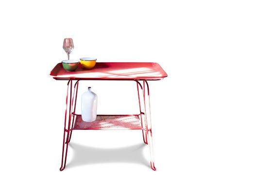 Scarlet tafel Productfoto