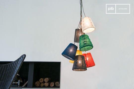 Schevä hanglamp