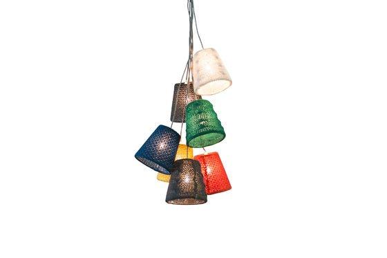 Schevä hanglamp Productfoto