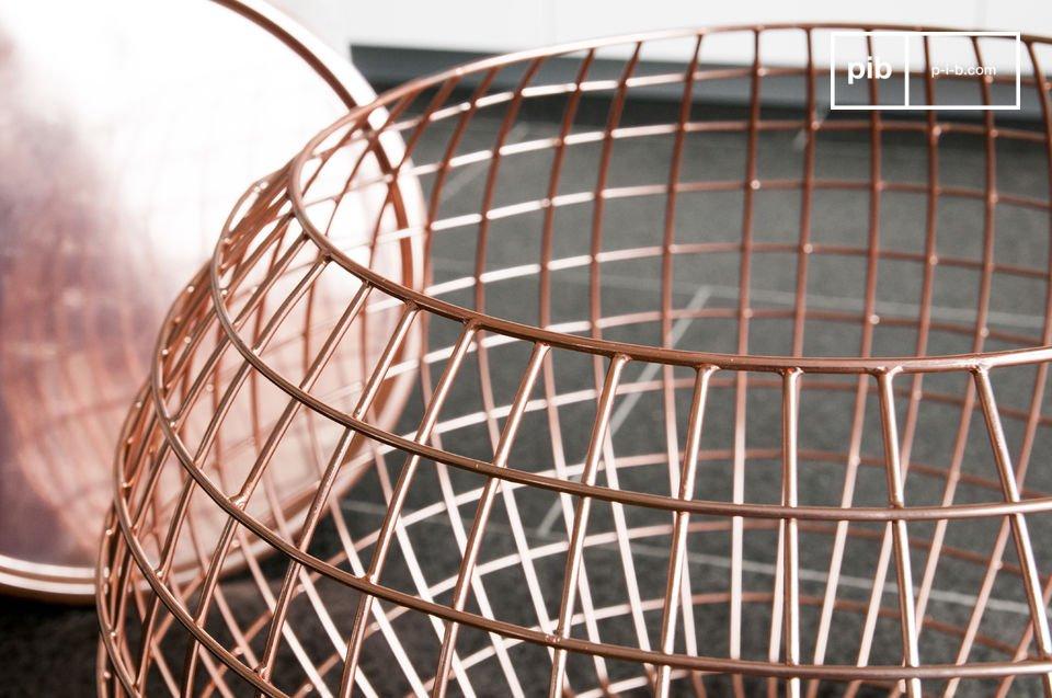 De Sfäris bijzettafel is een uniek meubelstuk welke je interieur zal verrijken