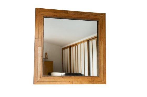 Sheffield houten spiegel Productfoto