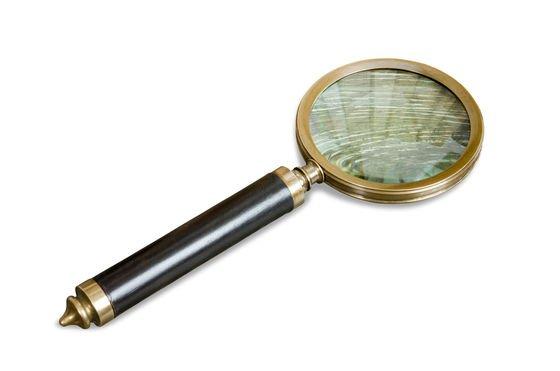 Sherlock vergrootglas Productfoto