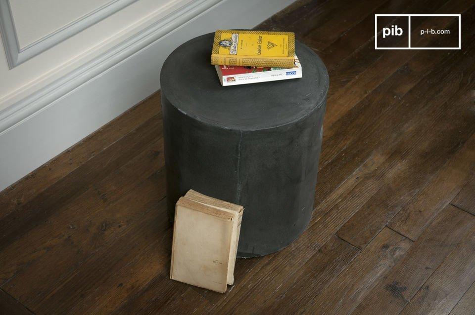 Het aantal gebruiksmogelijkheden is breed en gevarieerd voor deze cilindrische blok van hars