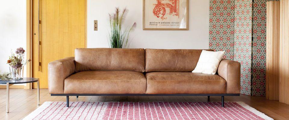 Sofa Almond
