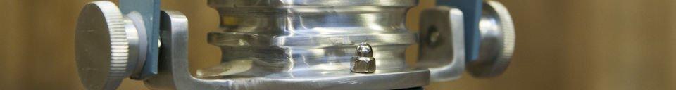 Benadrukte materialen Sogelys hanglamp