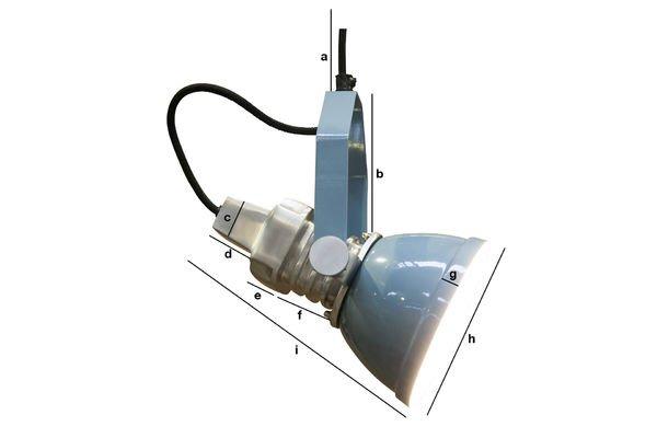 Productafmetingen Sogelys hanglamp