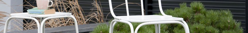 Benadrukte materialen Sollävik stoel
