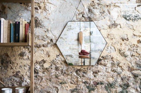 Solliès-Pont zeshoekige spiegel