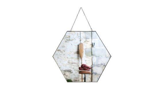 Solliès-Pont zeshoekige spiegel Productfoto