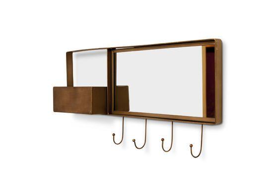 Spiegel- en wandkapstok Mimizan Productfoto