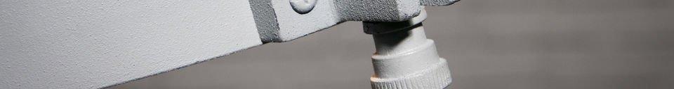 Benadrukte materialen Spitzmüller hanglamp