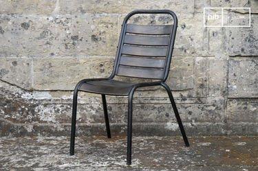 Square stoel