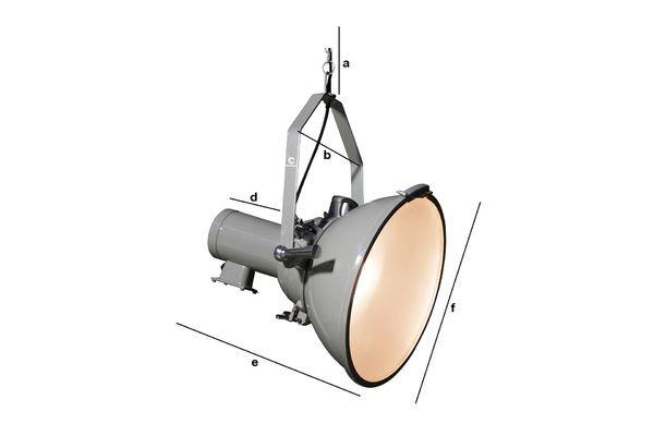 Productafmetingen Stally hanglamp