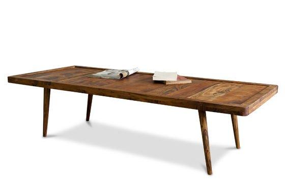 Stockholm salontafel grote woonkamer tafel met een pib - Decoratie tafel basse ...