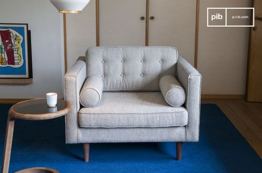 Stoffen fauteuil Silkeborg