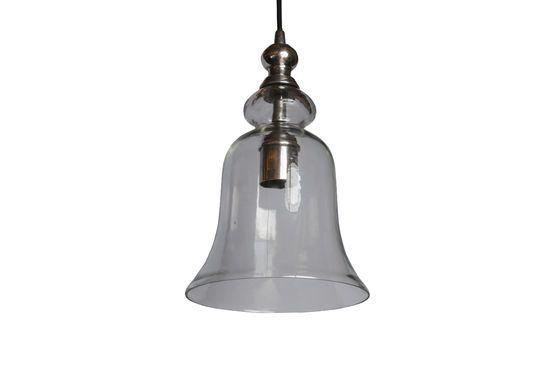 Sweet Bell glazen hanglamp Productfoto