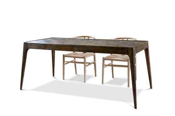 Tabüto houten tafel Productfoto