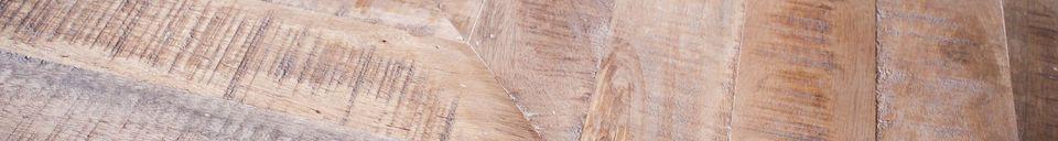 Benadrukte materialen Tongeren tafel