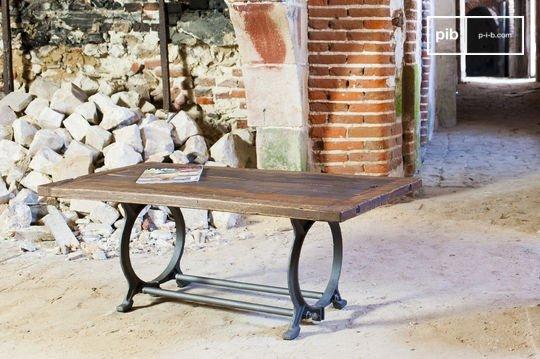 Tonnel salontafel