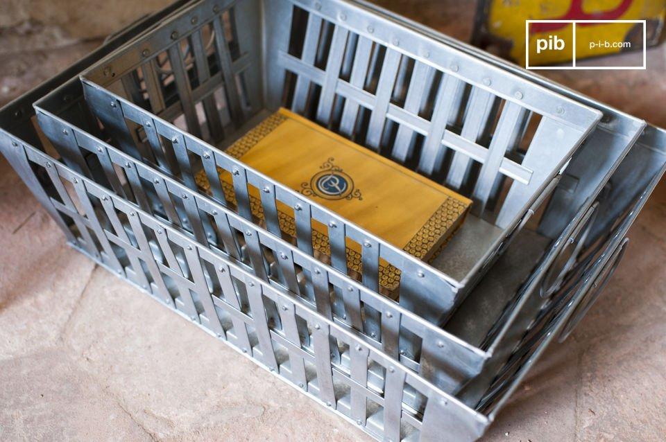 Metalen accessoires voor opbergruimte