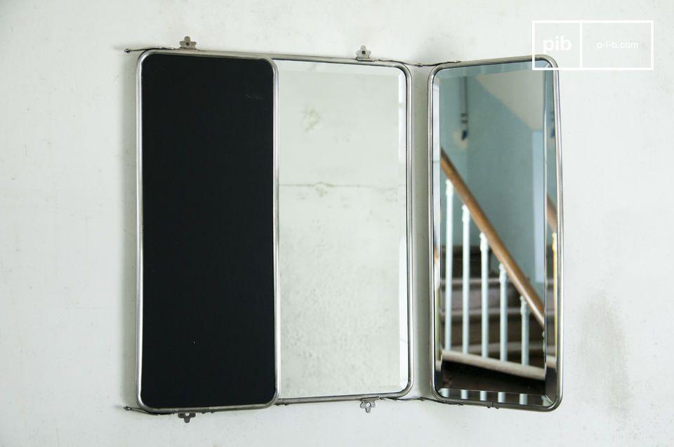 Deze spiegel is het perfecte accessoire om je badkamer, slaapkamer of hal groter te laten lijken