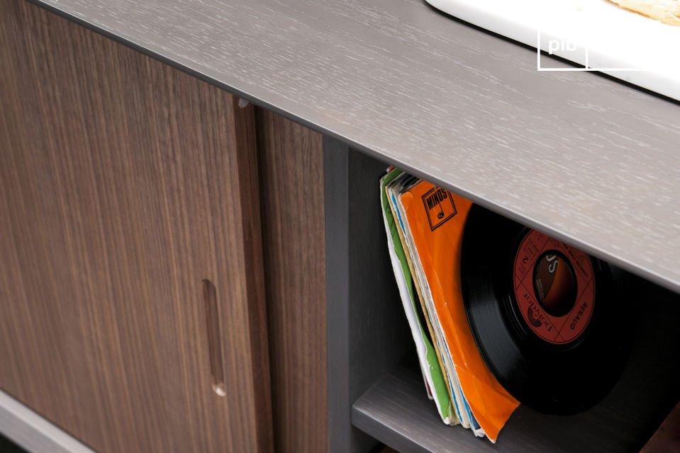 Kies voor een praktisch opbergmeubel dat de elegantie van moderne design combineert met