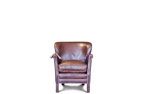 Turner leren fauteuil Productfoto