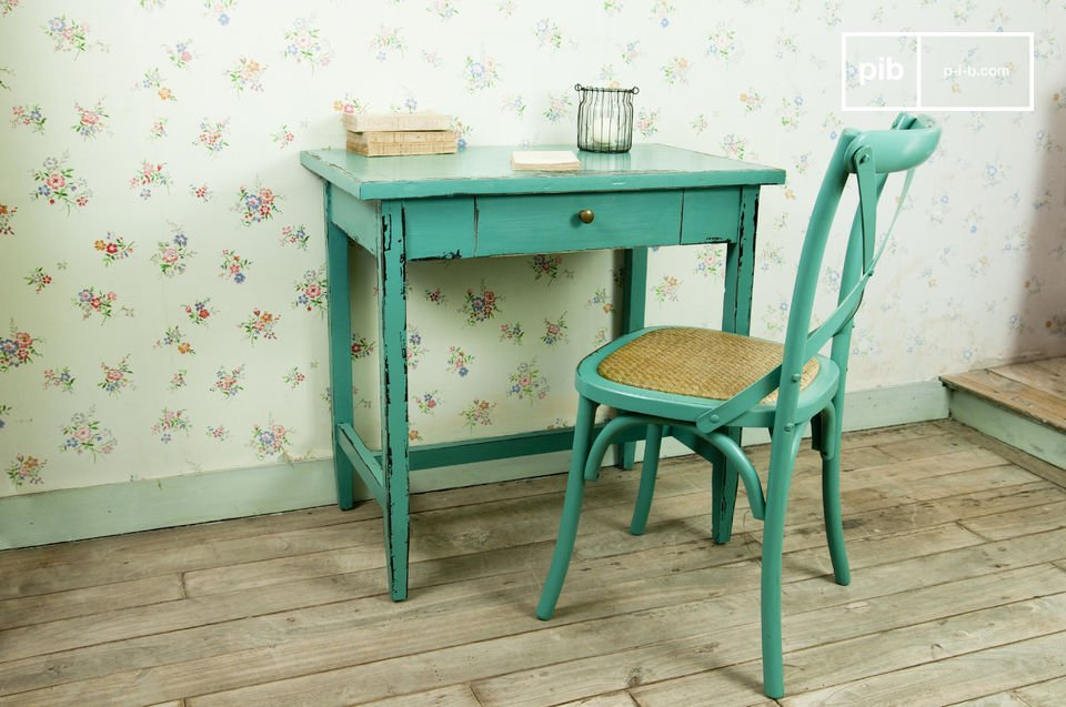 Turquoise Lilac tafel