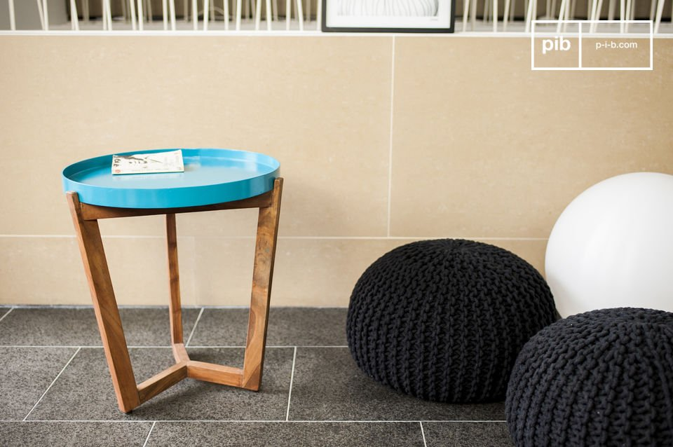 Turquoise Stockholm tafel