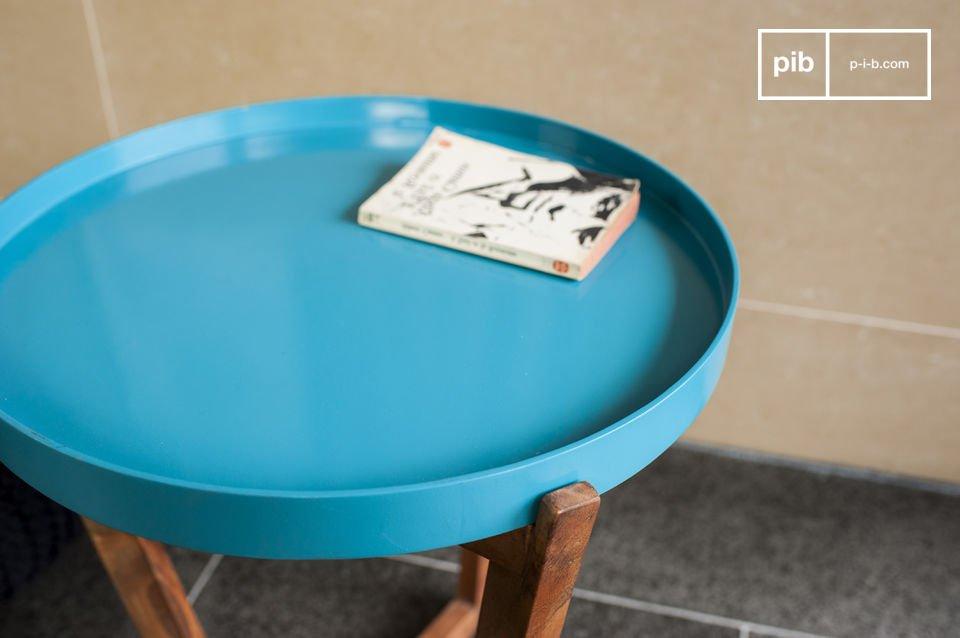 Of je het gaat gebruiken als bijzettafel naast de bank of als een simpele salontafel