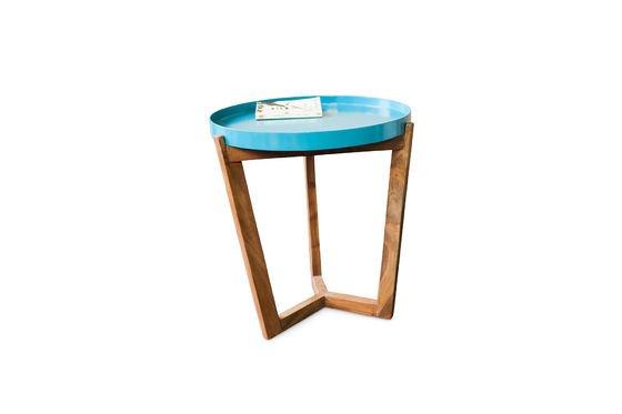 Turquoise Stockholm tafel Productfoto