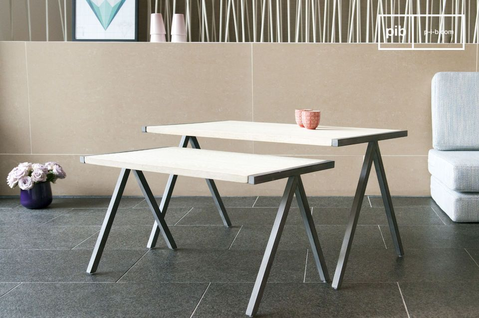 Tweedelige Arlanda salontafel