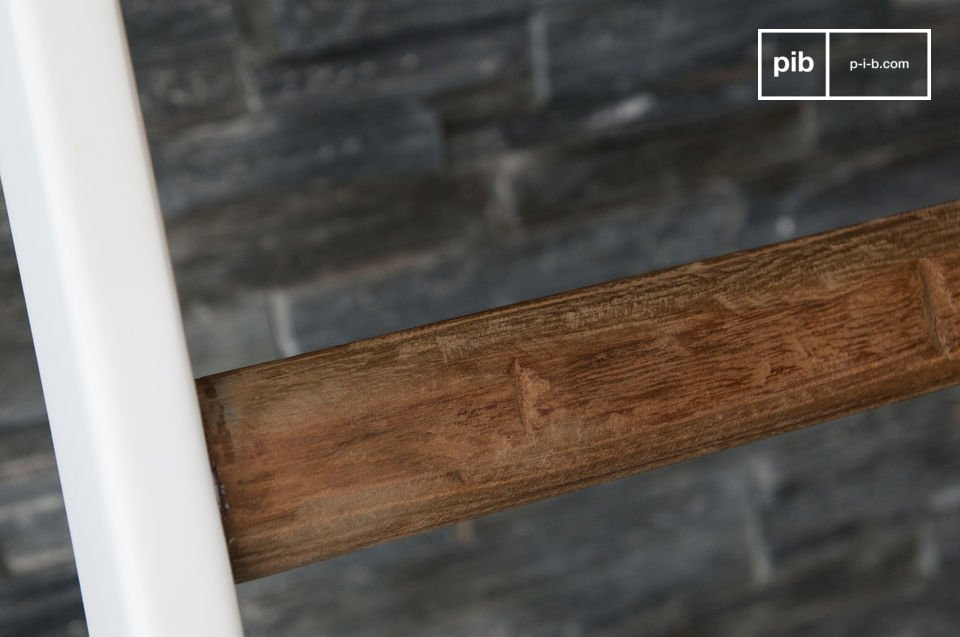 De decoratieve ladder is een uniek accessoire die perfect is voor je trendy interieur