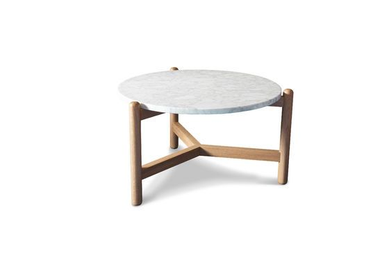Västra marmeren salontafel Productfoto