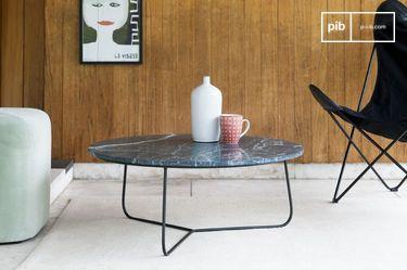 Verticü marmeren salontafel