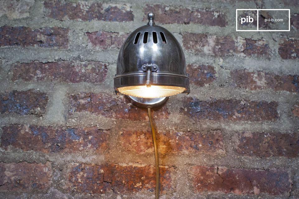 Originele lamp voor aan de wand of om te plaatsen op elk oppervlak
