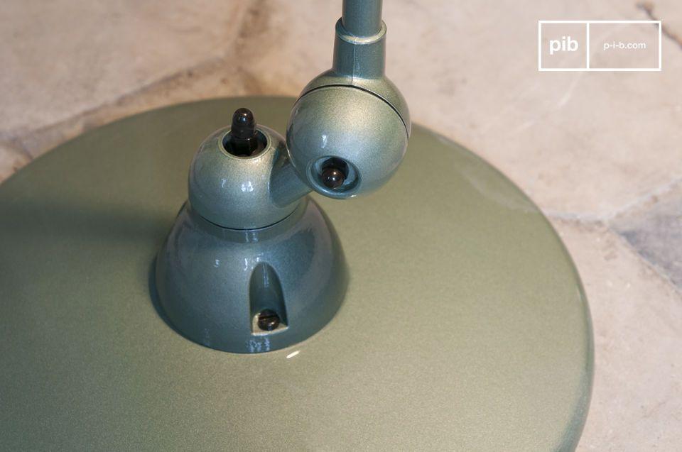 De iconische lamp met Industrieel design van de 20e eeuw