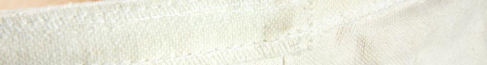 Benadrukte materialen Victoria lampenkap 52 cm