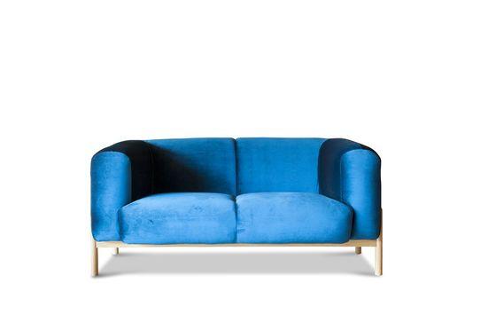 Viela Velvet Sofa Productfoto