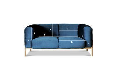 Fantastic Viela Velvet Sofa Machost Co Dining Chair Design Ideas Machostcouk