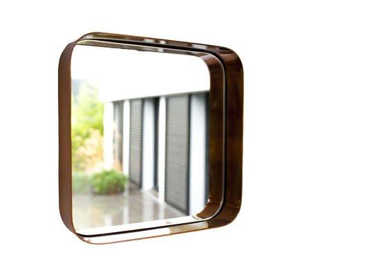 Vierkante Lena spiegel Productfoto
