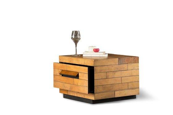 Vierkante salontafel Sheffield Productfoto