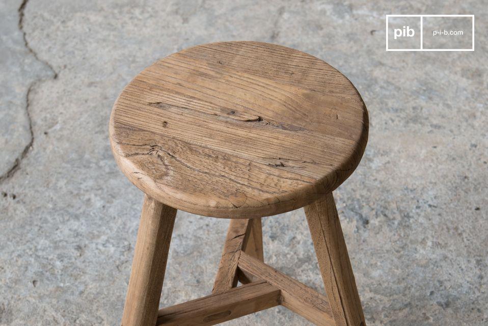 100% oud Iepenhout, elk stuk is uniek