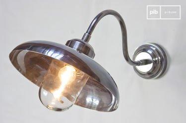 Wandlamp met zwanenhals