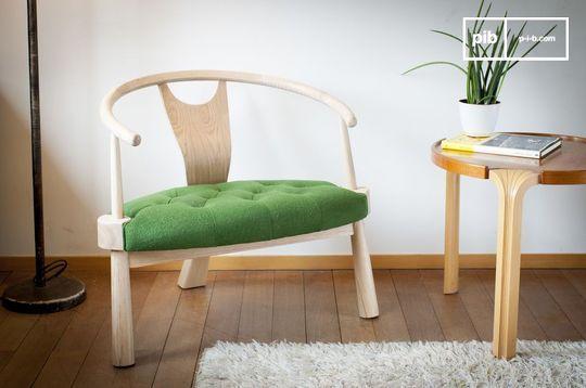 Wellinfield driepoots fauteuil