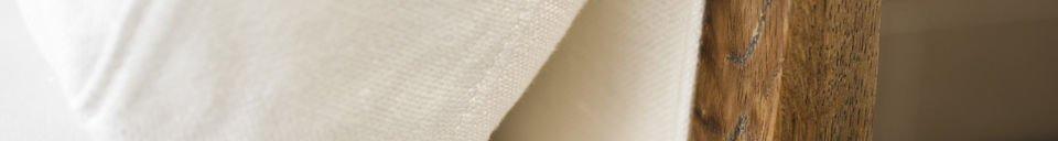 Benadrukte materialen Witte Ariston bank