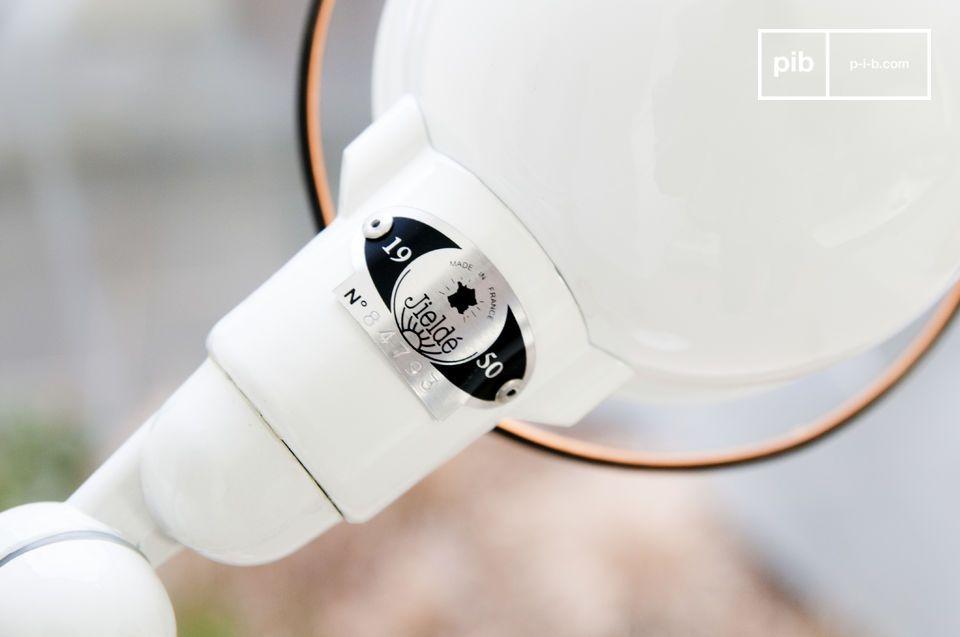 Franse industriële stijl met een Scandinavische touch