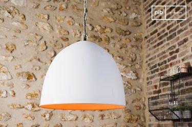 Witte Nölia hanglamp
